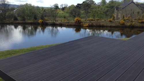 Dura Deck 295mm Charcoal Deck, Ballymena